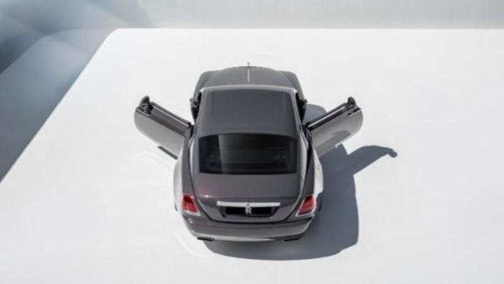 Rolls Royce Wraith 2019 Exterior 006