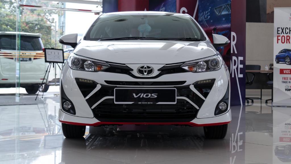 Toyota Vios 2019 Exterior 002