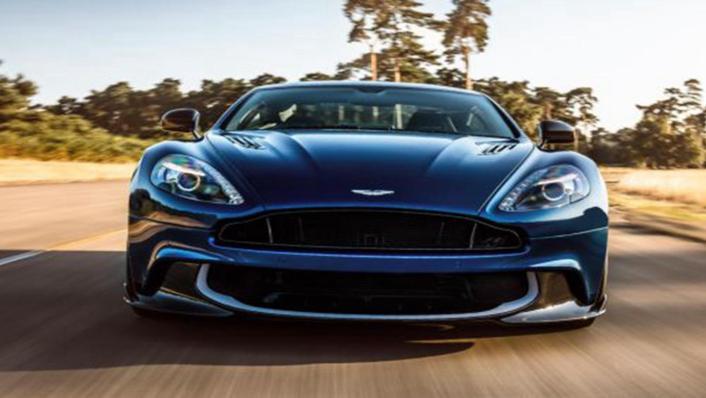 Aston Martin Vanquish 2019 Exterior 002