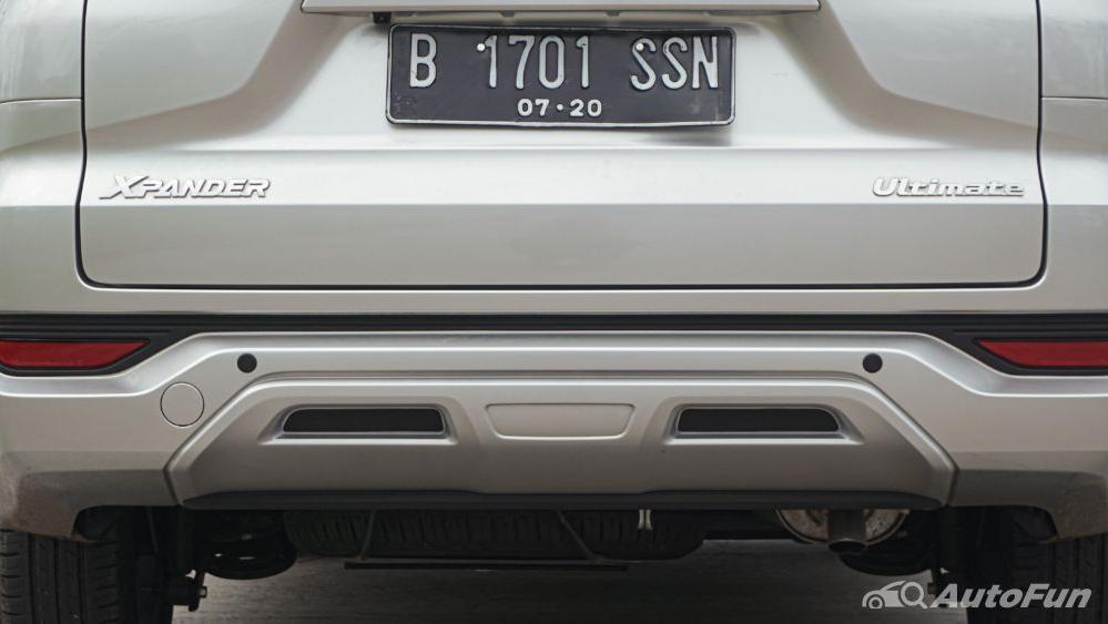 Mitsubishi Xpander Ultimate A/T Exterior 021