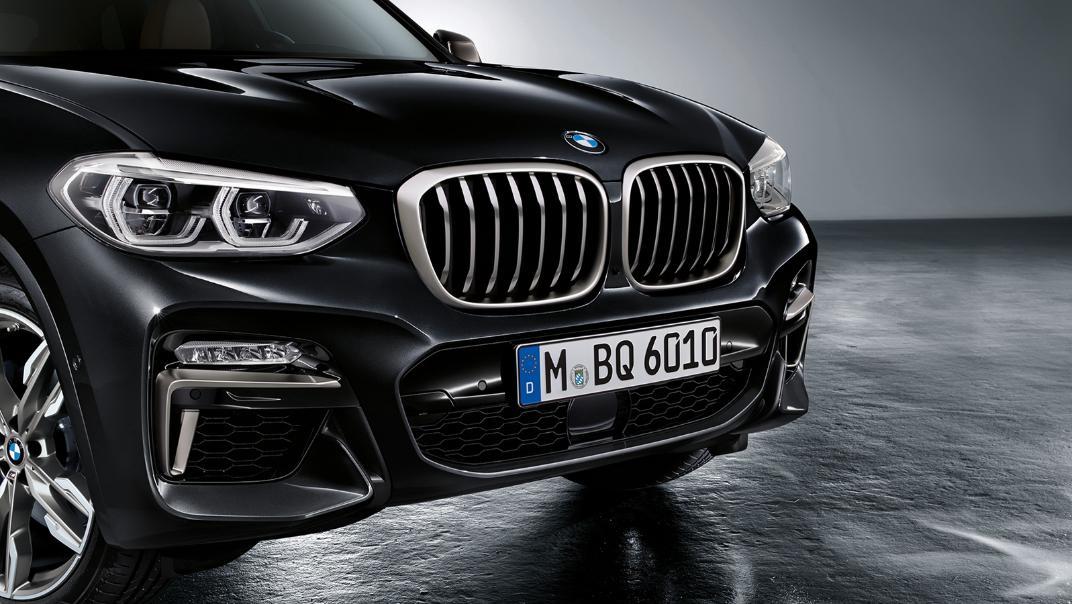 BMW X3 M Exterior 012