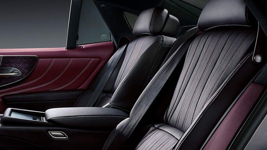Lexus LS 2019 Interior 012