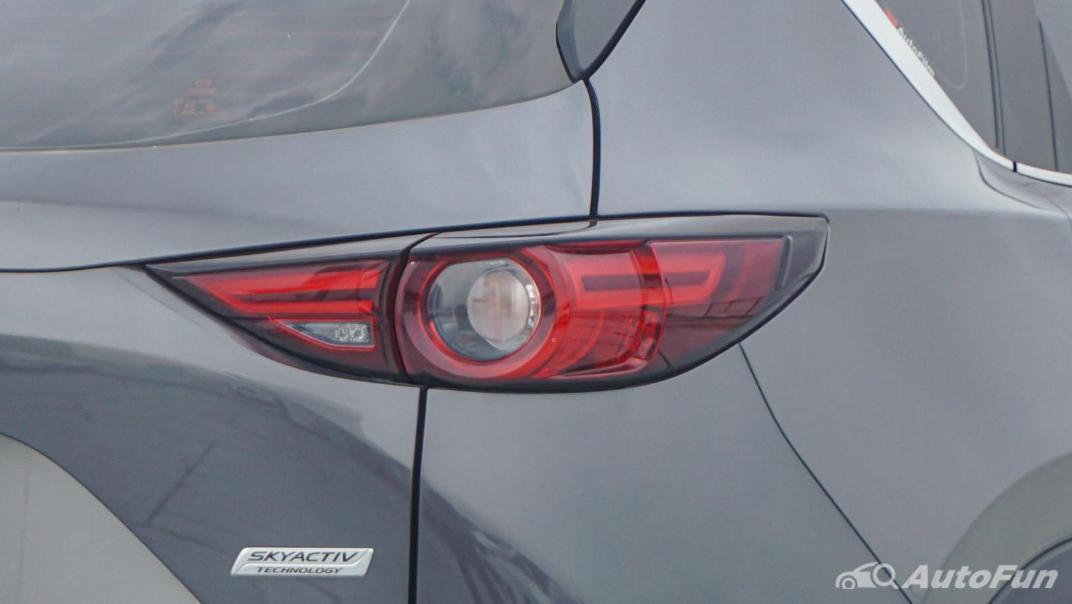 Mazda CX 5 Elite Exterior 023