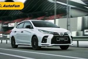 Toyota Vios GR Sport 2021 Segera Hadir di Vietnam, Kapan Hadir Di Indonesia?