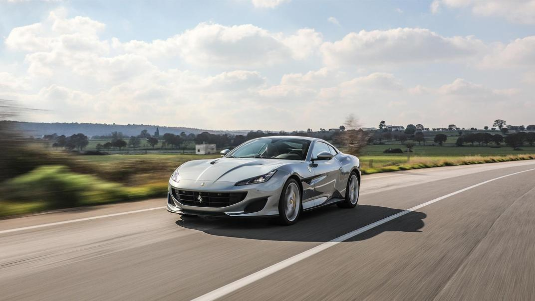 Ferrari Portofino 2019 Exterior 007