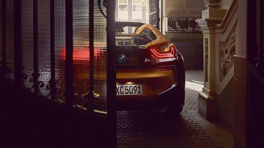 BMW I9 Roadster 2019 Exterior 005