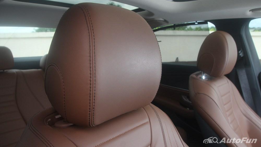 Mercedes-Benz E-Class 2019 Interior 093