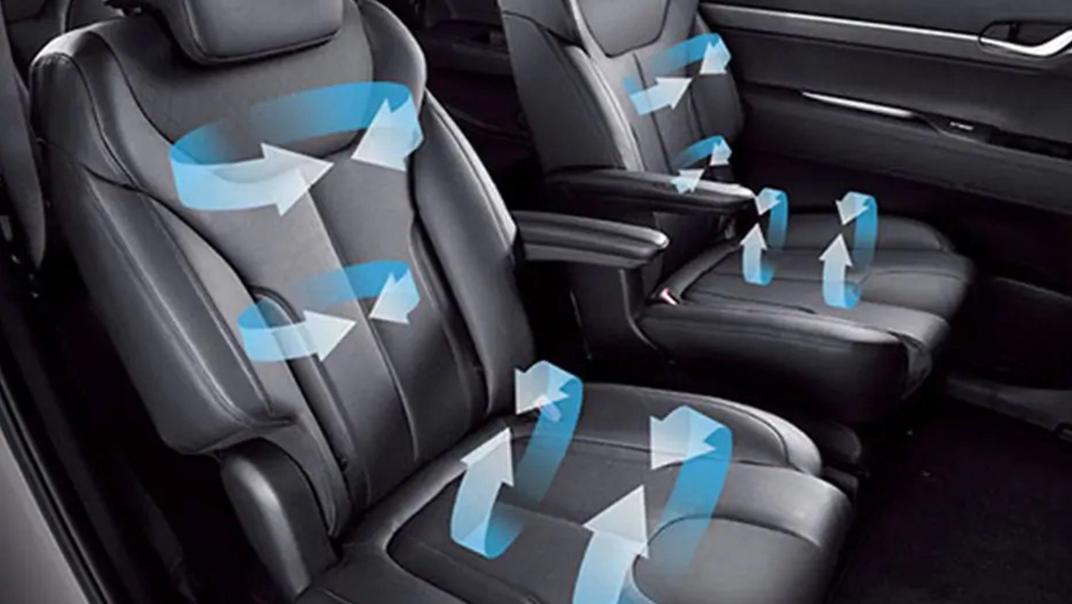 2021 Hyundai Palisade Interior 010