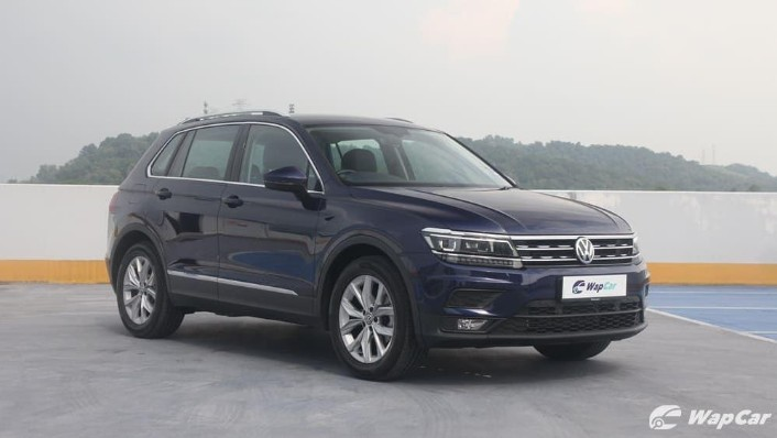 Volkswagen Tiguan 2019 Exterior 005