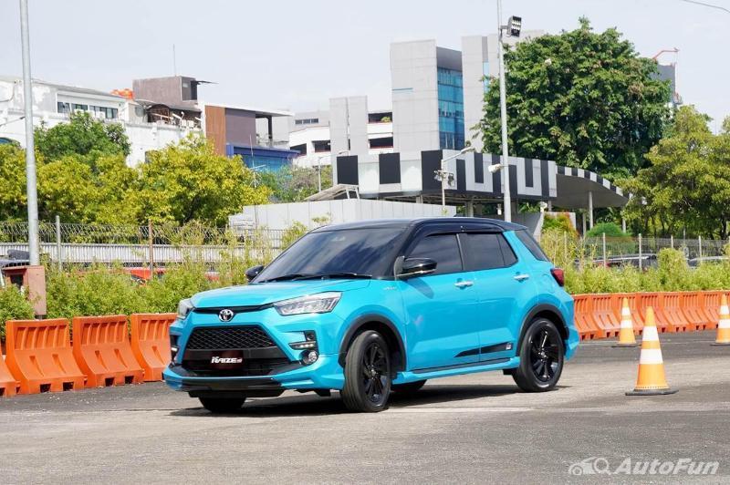 Adu Fitur Keselamatan Aktif TSS di Toyota Raize vs Honda Sensing, Apakah Diperlukan Mobil 'Murah'? 02