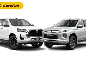 Keunggulan Mitsubishi Triton di Segala Medan Dominasi Penjualan Double Cabin Terlaris 2020