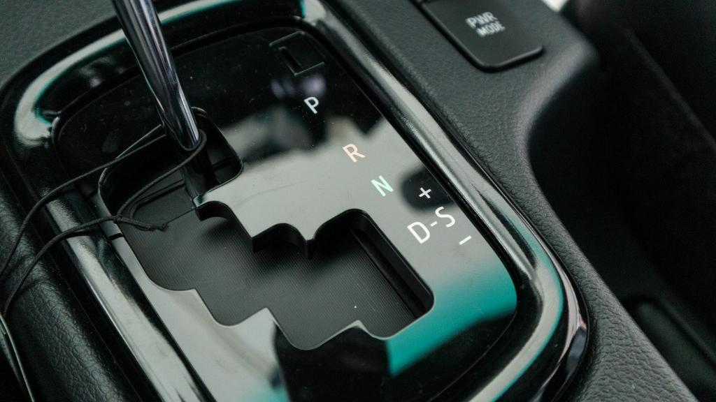 Toyota Hilux 2019 Interior 021