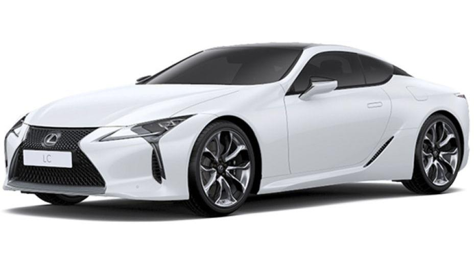 Lexus LC 2019 Others 001