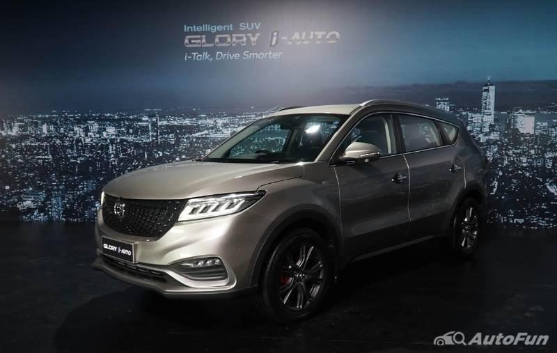 DFSK Glory i-AUTO -1