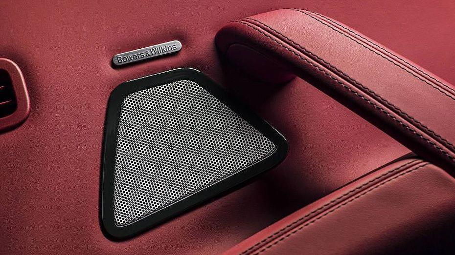 Maserati Quattroporte 2019 Interior 020