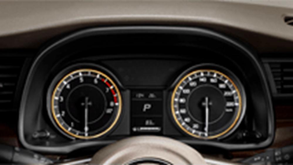 Suzuki Ertiga 2019 Interior 004