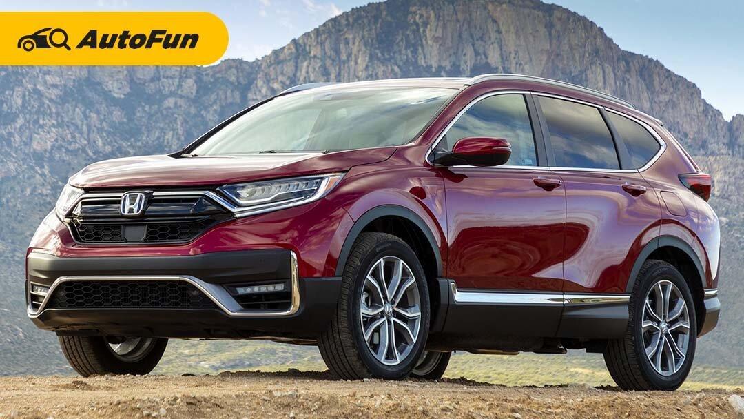 Ketahui 9 Hal Menarik Soal Honda CR-V Facelift Sebelum Memutuskan Untuk Meminangnya 01