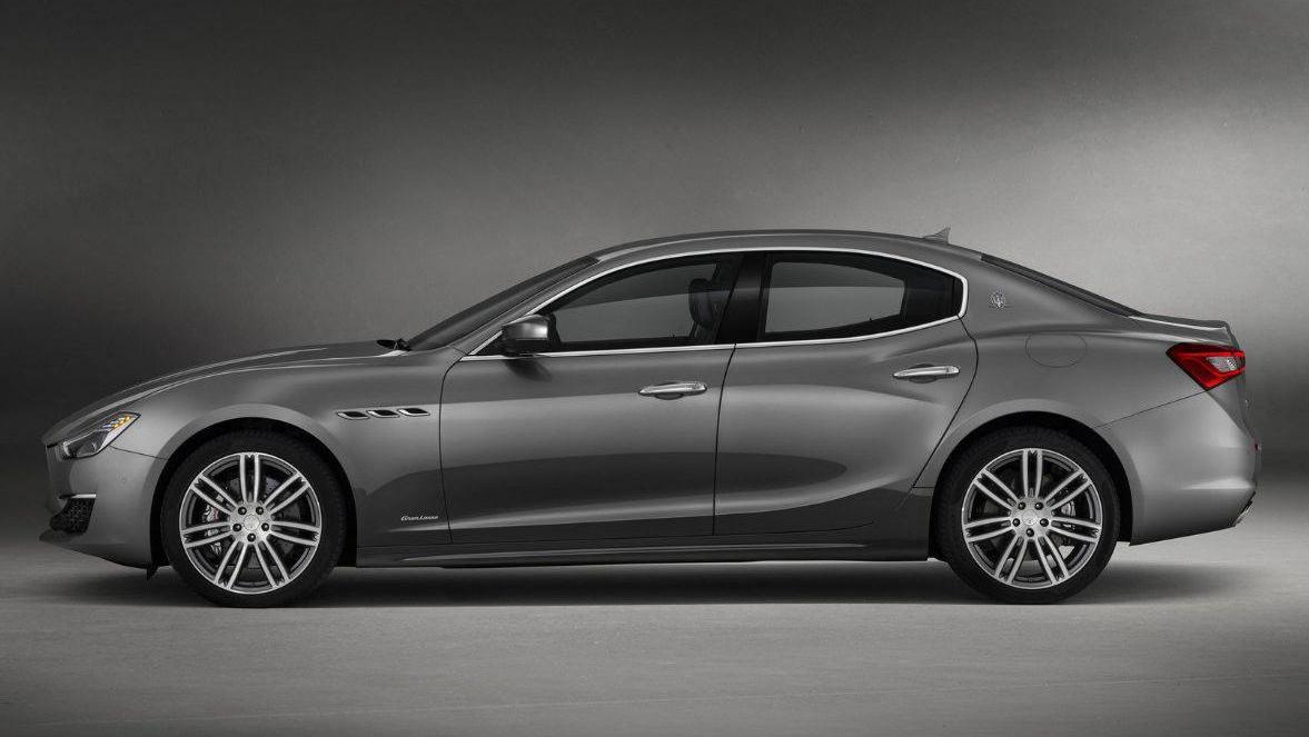 Maserati Ghibli 2019 Exterior 012