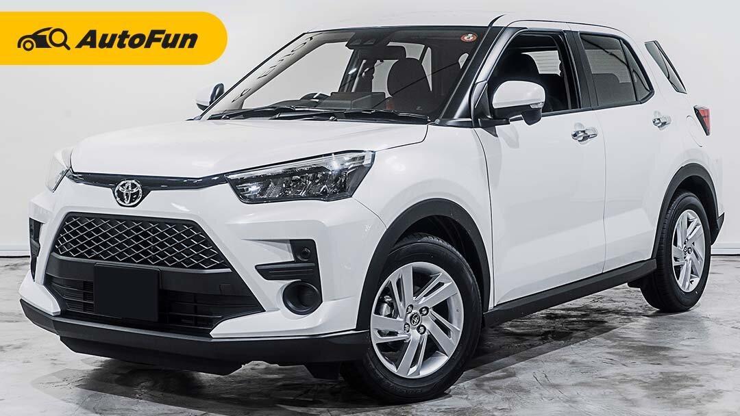 Wajib Tahu, Berikut Daftar Semua Varian dan Harga Terbaru Toyota Raize 1.0L Turbo dan 1.2L 01