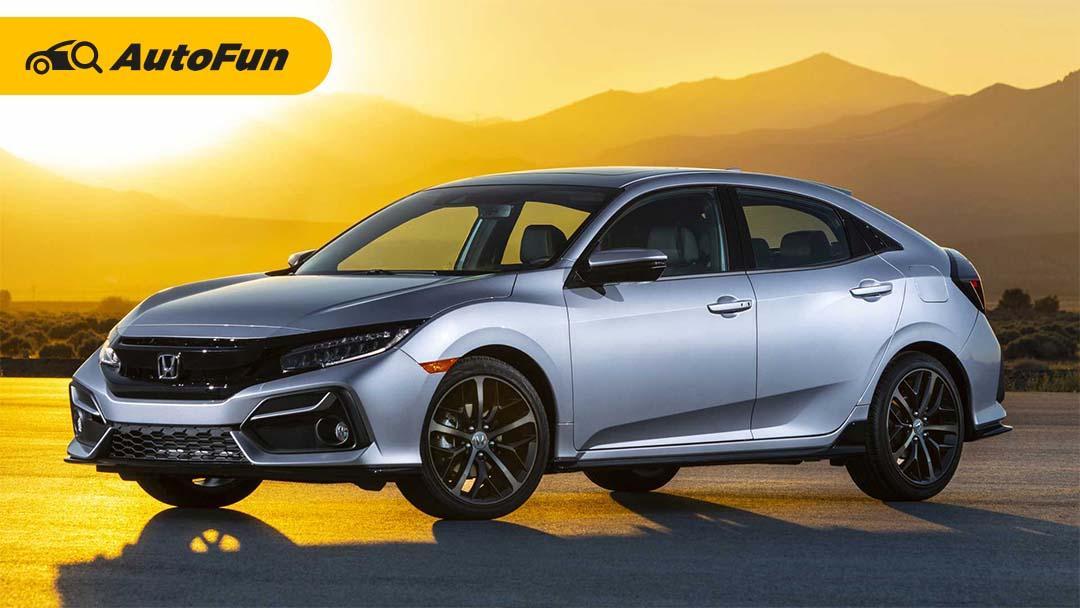 Persaingan Hatchback Sport Tanah Air, Honda Civic Paling Populer? 01