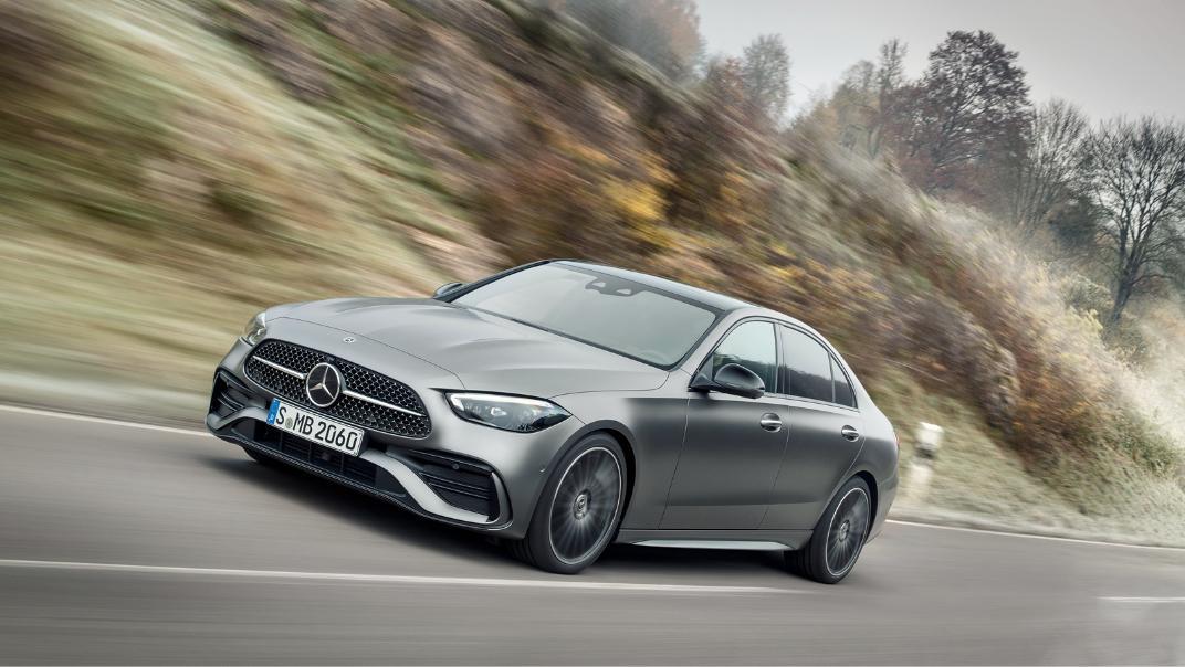 2021 Mercedes-Benz C-Class W206 Upcoming Version Exterior 040