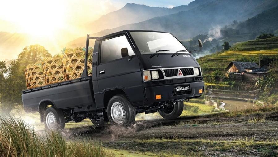 Mitsubishi L300 2019 Exterior 005