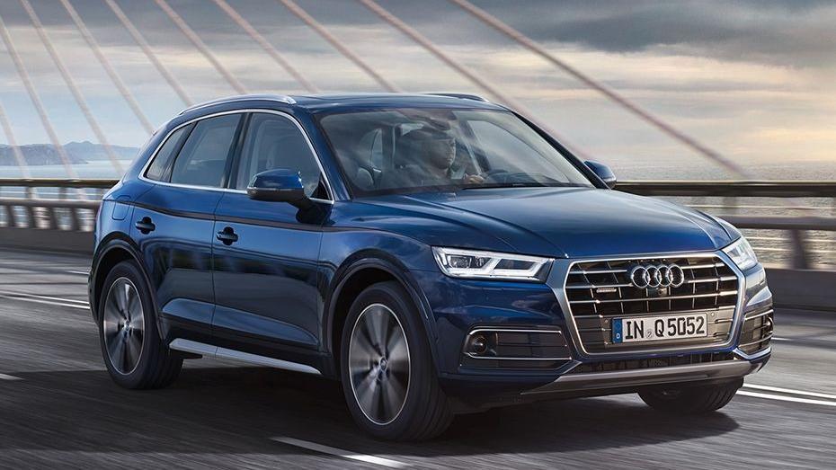 Audi Q5 2019 Exterior 006