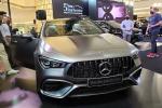 Mercedes-AMG CLA 45 Terbaru Unjuk Diri ke Publik, Filosofi One Man One Machine