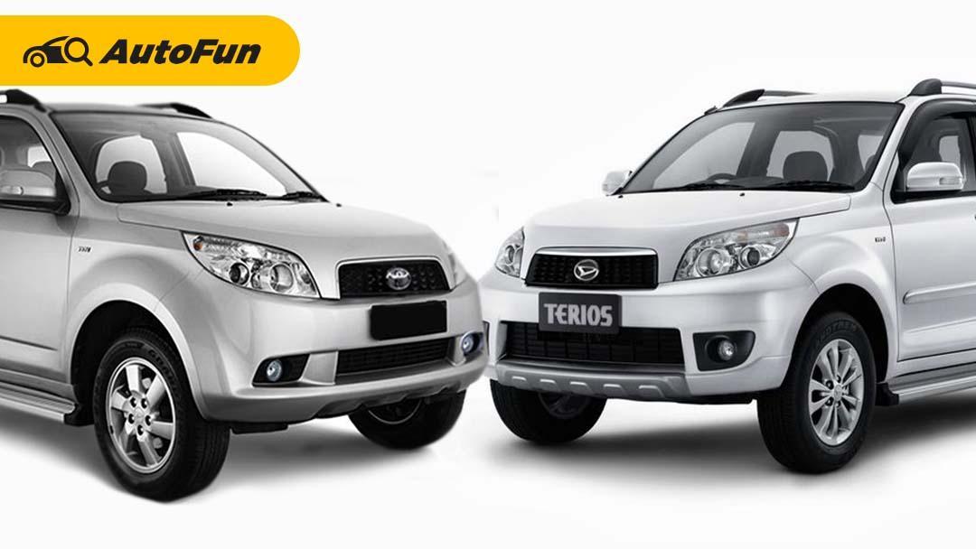 Ini Alasan Kenapa Daihatsu Terios Lebih Layak Dipilih Dibandingkan Toyota Rush Konde 01