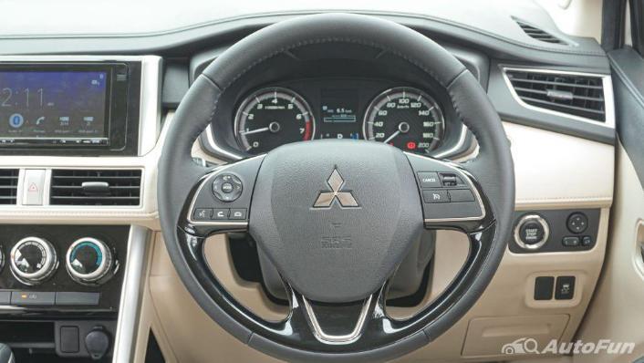 Mitsubishi Xpander Ultimate A/T Interior 002
