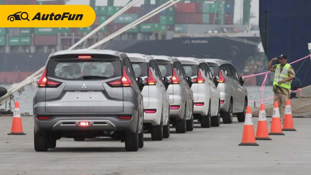 Indonesia Penyumbang Terbesar Penjualan Mitsubishi Secara Global Kuartal Pertama Tahun Fiskal 2021 01