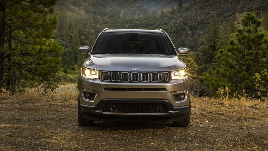 Jeep Compass 2019 Exterior 010