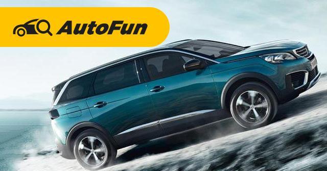 Uji Ruang Kabin Peugeot 5008 vs Mazda CX-8 di Segmen SUV 7-Seater Premium 01