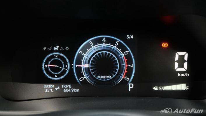2021 Toyota Raize Interior 009