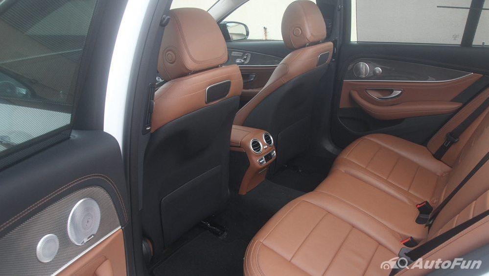 Mercedes-Benz E-Class 2019 Interior 098