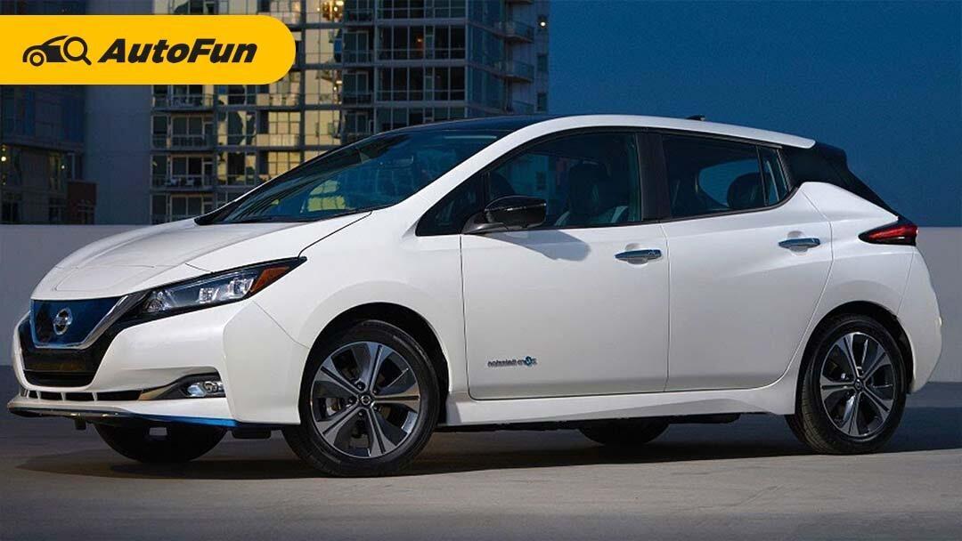 7 Keistimewaan Nissan Leaf, Bisa Bikin Pengguna Mobil Konvensional Pindah Haluan? 01
