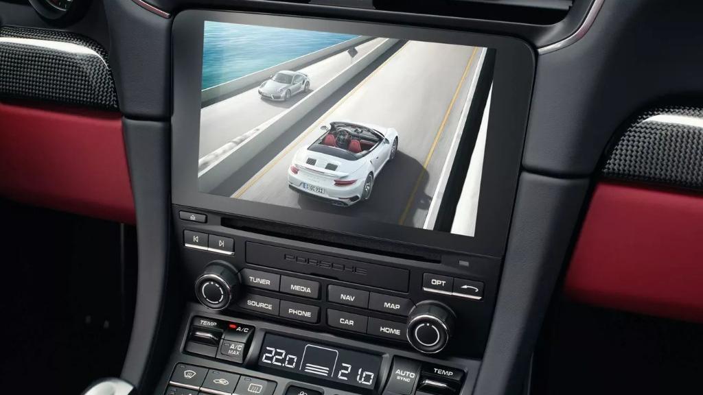 Porsche 911 2019 Interior 020