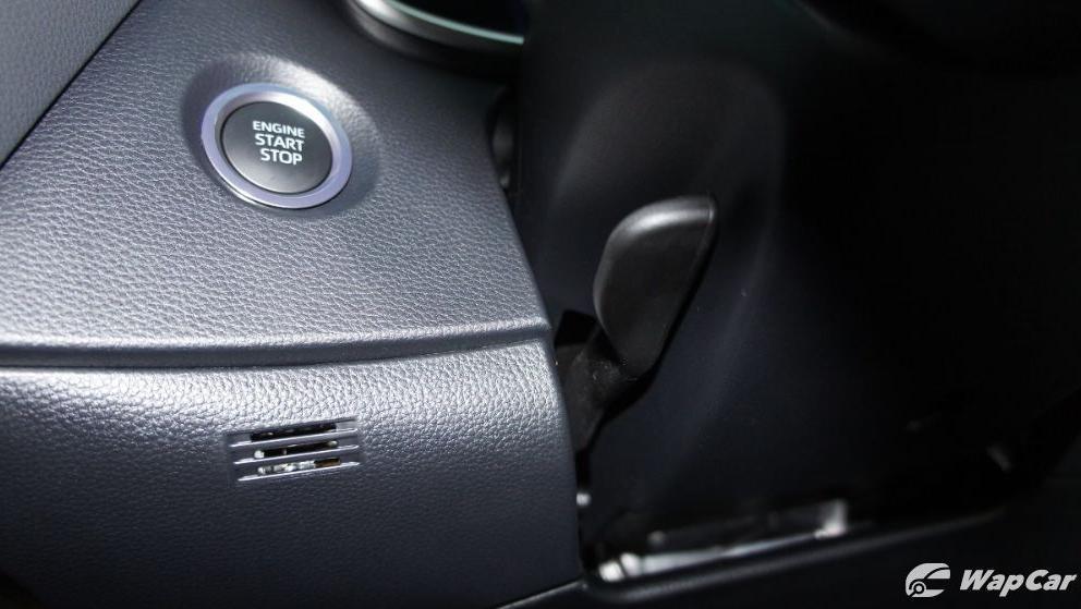 Toyota Corolla Altis 2019 Interior 011