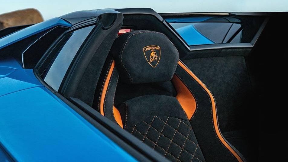 Lamborghini Aventador 2019 Interior 010