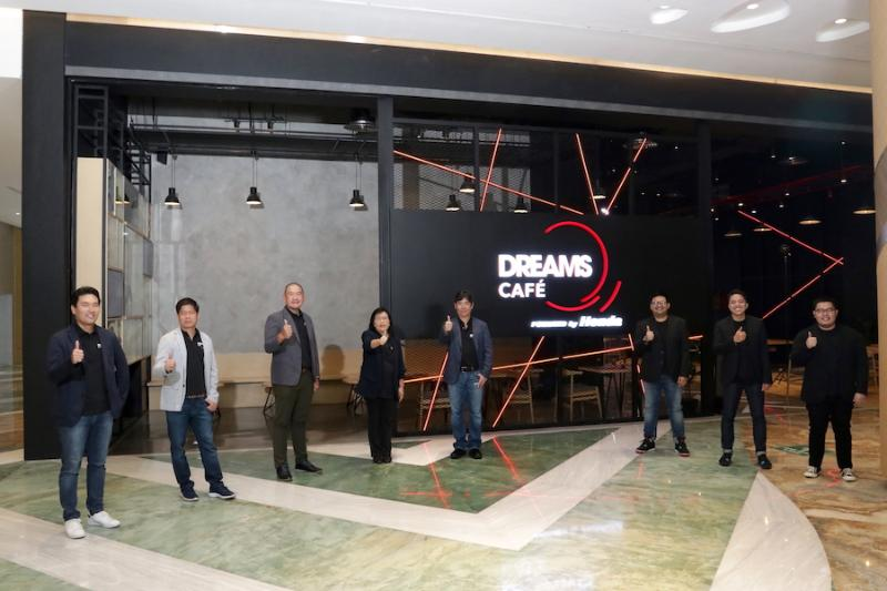 Dreams Cafe Powered by Honda, Kafe Pertama di Dunia Dari Honda Hadir di Indonesia 02