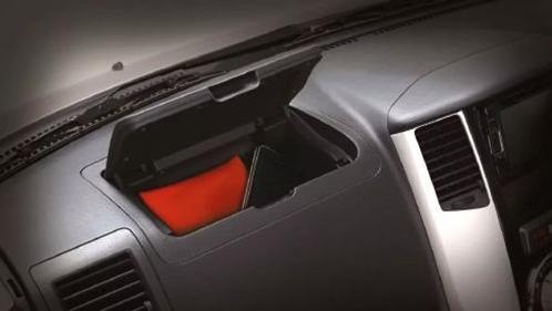 Daihatsu Luxio 2019 Interior 004