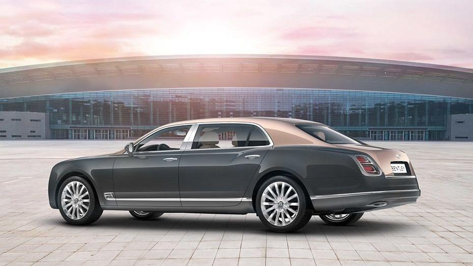 Bentley Mulsanne 2019 Exterior 003
