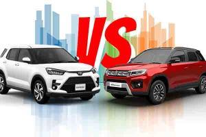 Dijual Mulai Rp230 Jutaan, Toyota Raize 2021 Terbilang Lebih Mahal Dari Suzuki Vitara Brezza 2021