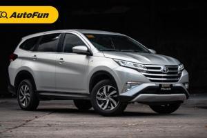 Toyota Rush 2021 Andalkan Mesin 1.5 L Bertenaga 104 PS, Varian Tertingginya Dibanderol Rp260 jutaan!