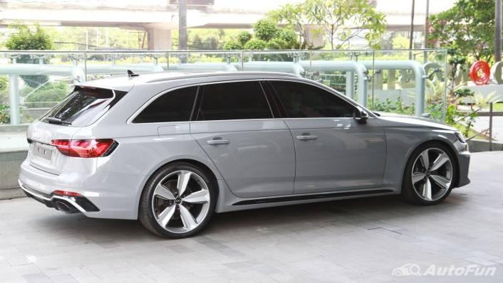 2021 Audi RS 4 Avant Exterior 004