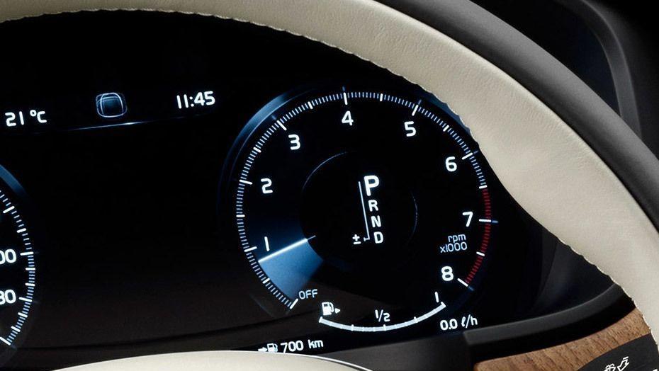 Volvo S90 2019 Interior 004