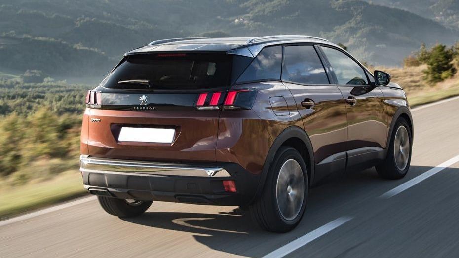 Peugeot 3008 2019 Exterior 031