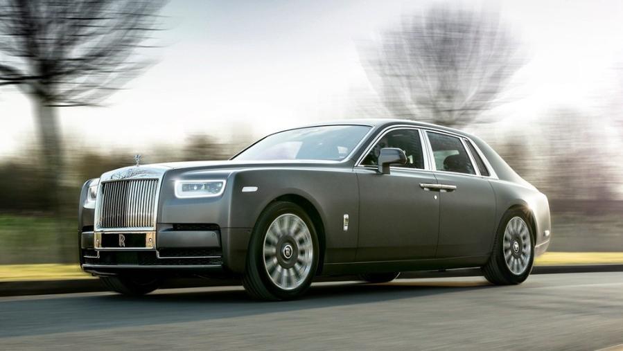 Rolls Royce Phantom 2019 Exterior 002