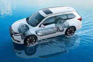 Tak hanya Mitsubishi Xpander Hybrid, Seluruh Model Mitsubishi akan Dapatkan Varian Listrik pada 2030