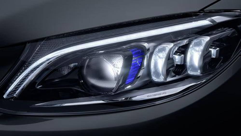 Mercedes-Benz C-Class Estate 2019 Exterior 005